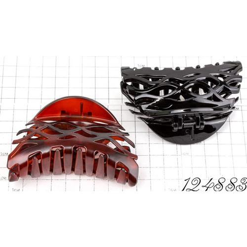 Крабы чёрно-коричневые волна /уп 6 12