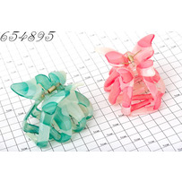 Крабы бабочка цветные SL /уп 6 12