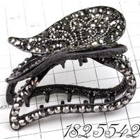 Крабы металл Б бабочка чёрные