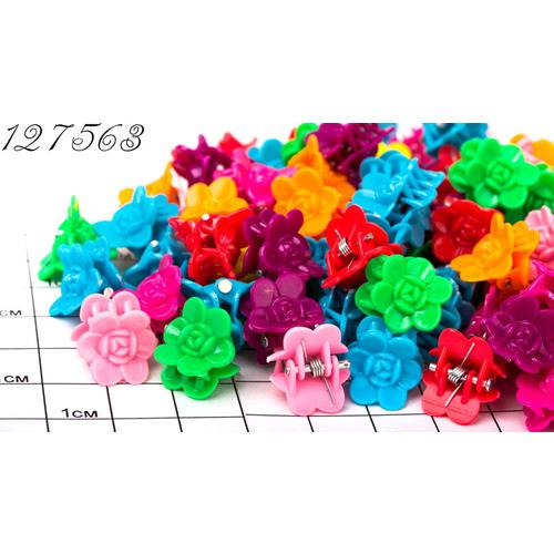 Крабики мм пакет цветочки /уп 100
