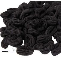 Резинки  35 к чёрная /уп 100