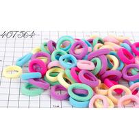 Резинки  эластик светлые мм /уп 100